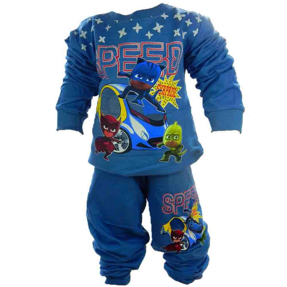 Trening copii disney, Eroii in Pijama