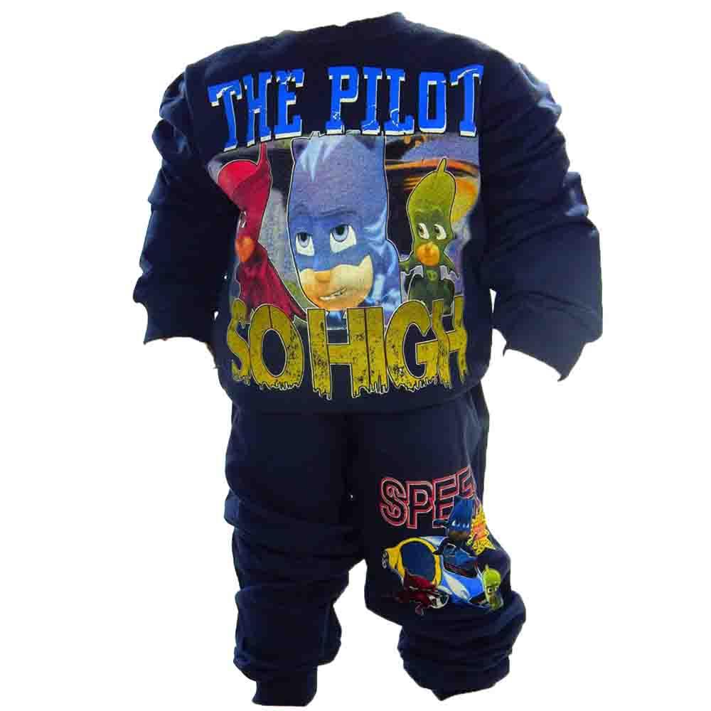 Imbracaminte copii, trening Eroii in Pijama