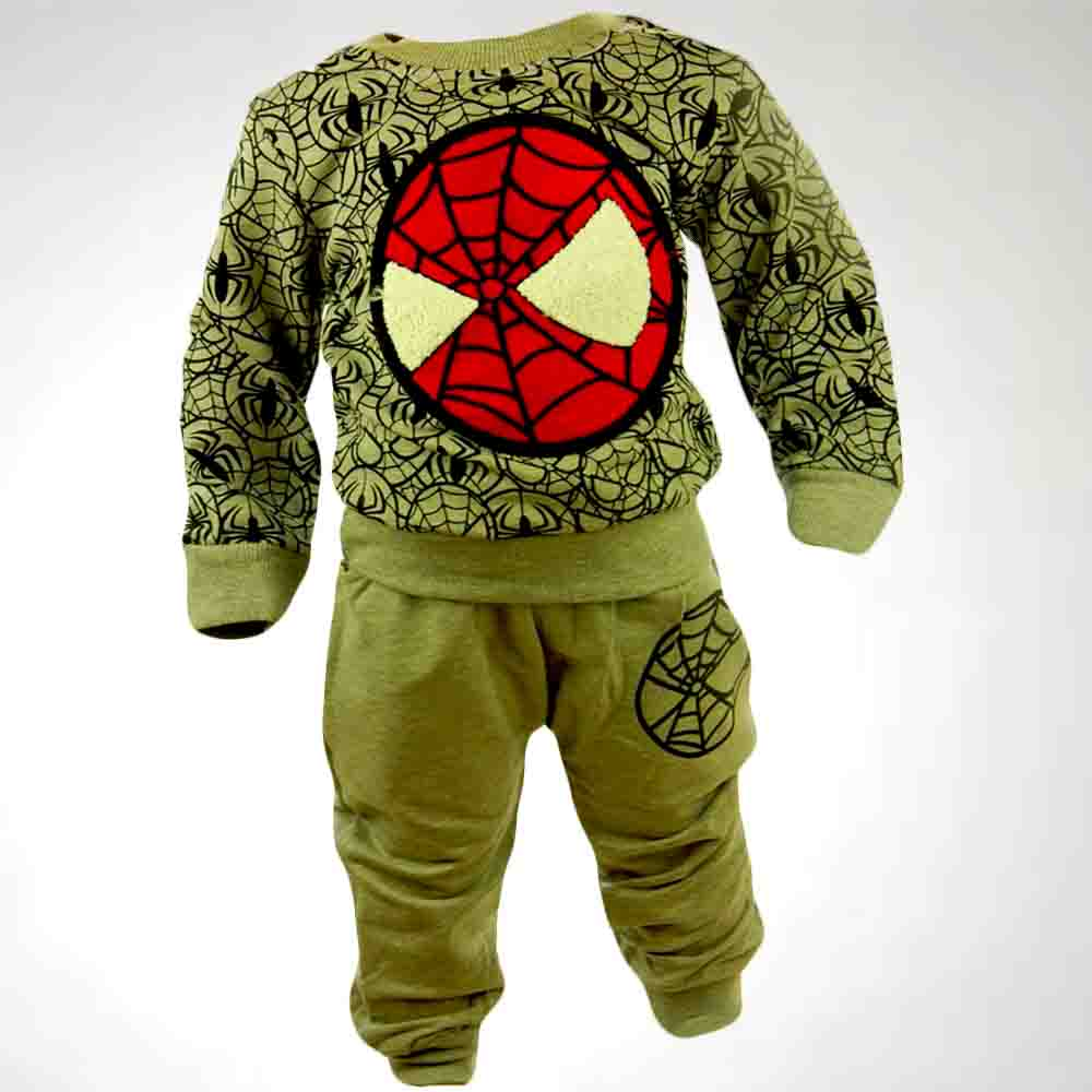 Trening bebe Spiderman
