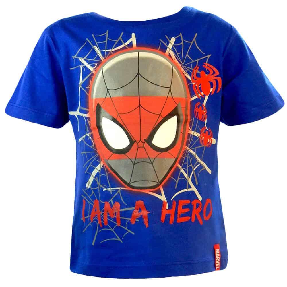 Alege haine Spiderman, tricouri baieti