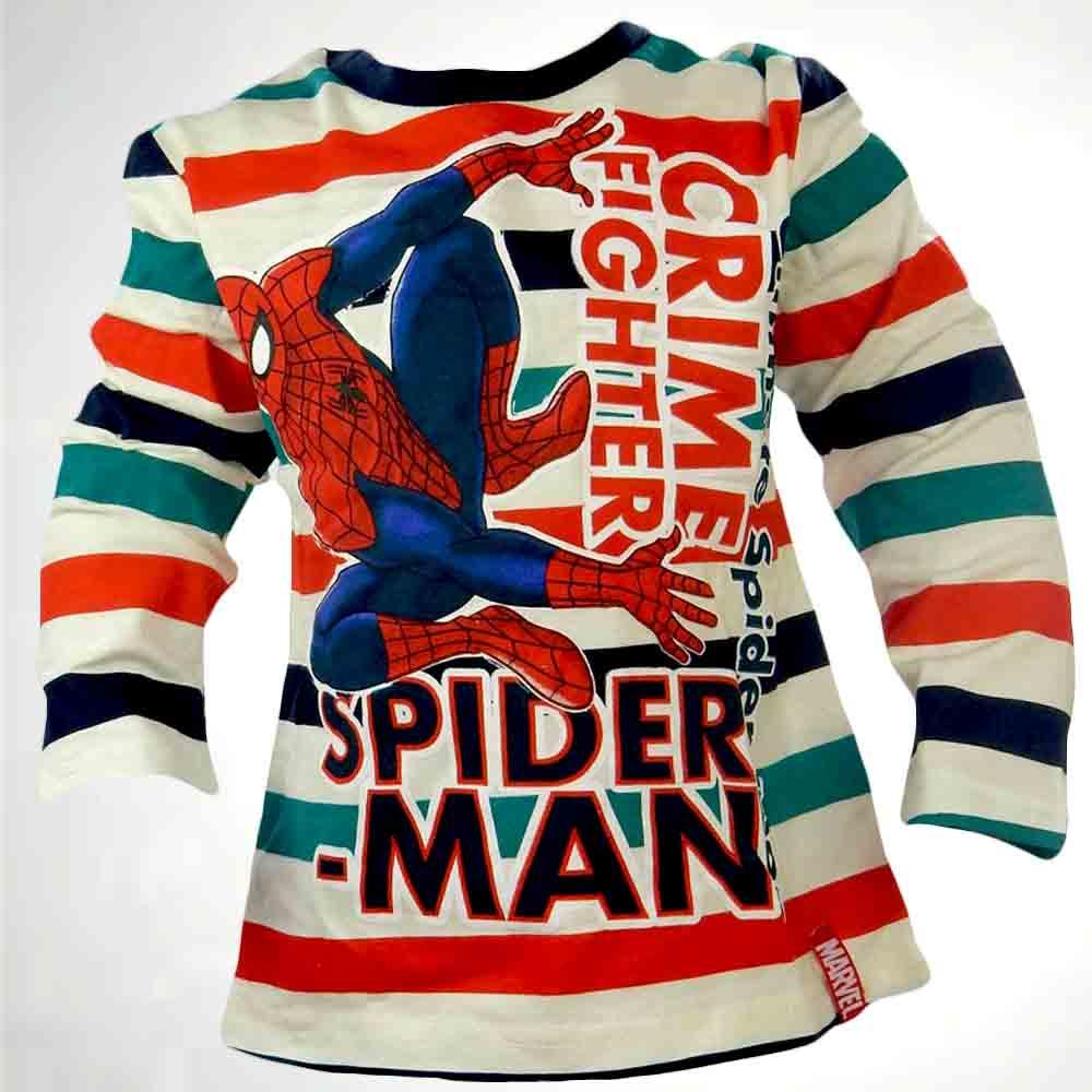 Alege aceasta bluza ptr copii Spiderman