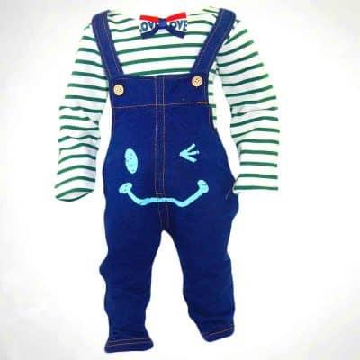 Salopete bebelusi, compleu bluza salopeta