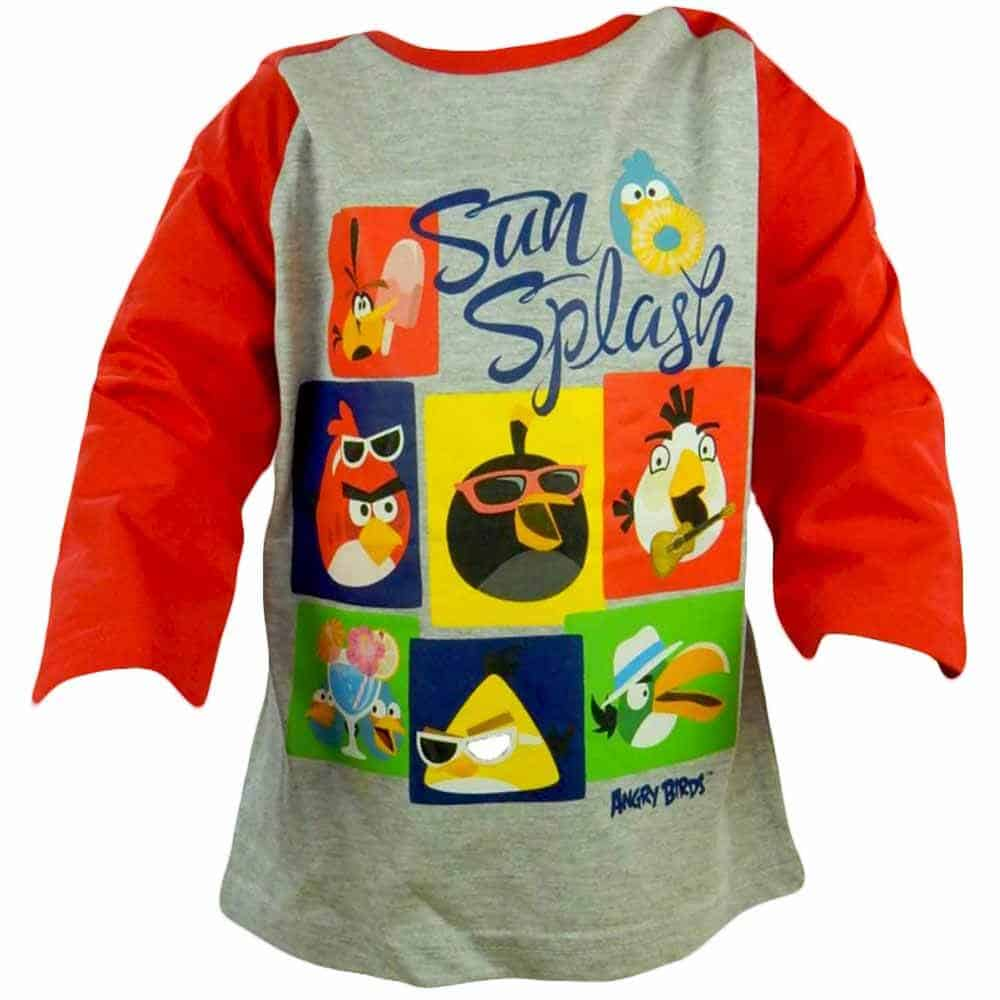 Bluza copii disney-Angry Birds