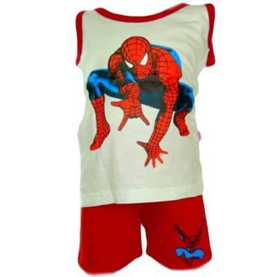 Imbracaminte vara bebelusi, compleu Spiderman