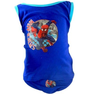 Haine copii Disney, set maieu Spiderman