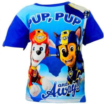 Hainute pentru copii, tricou disney Paw Patrol
