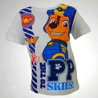 Imbracaminte vara copii, tricou baieti Paw Patrol