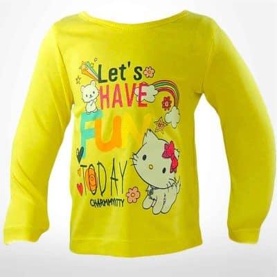 Bluze fetite Hello Kitty