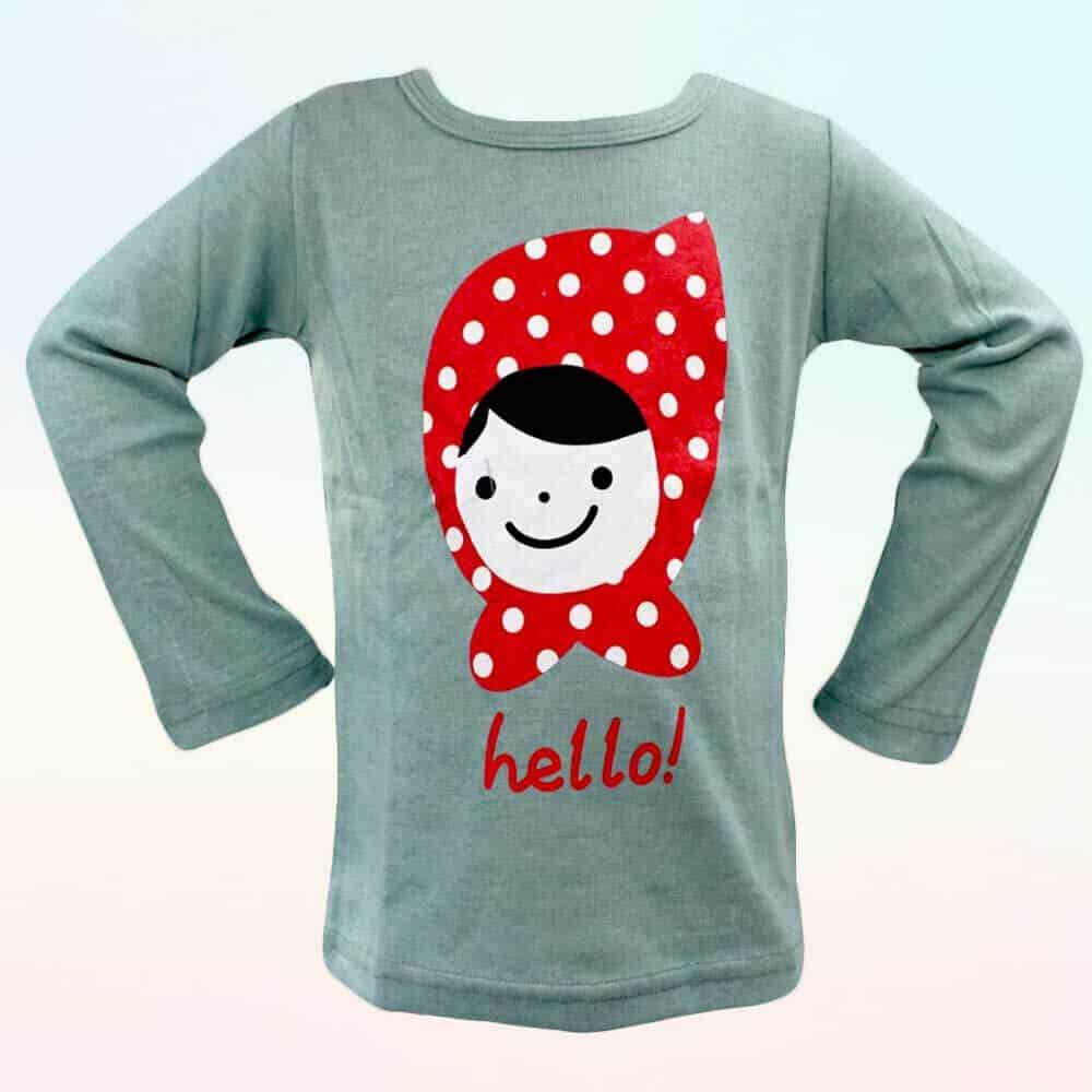 Bluza pentru bebelusi fete