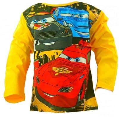 Bluza pentru baieti Cars