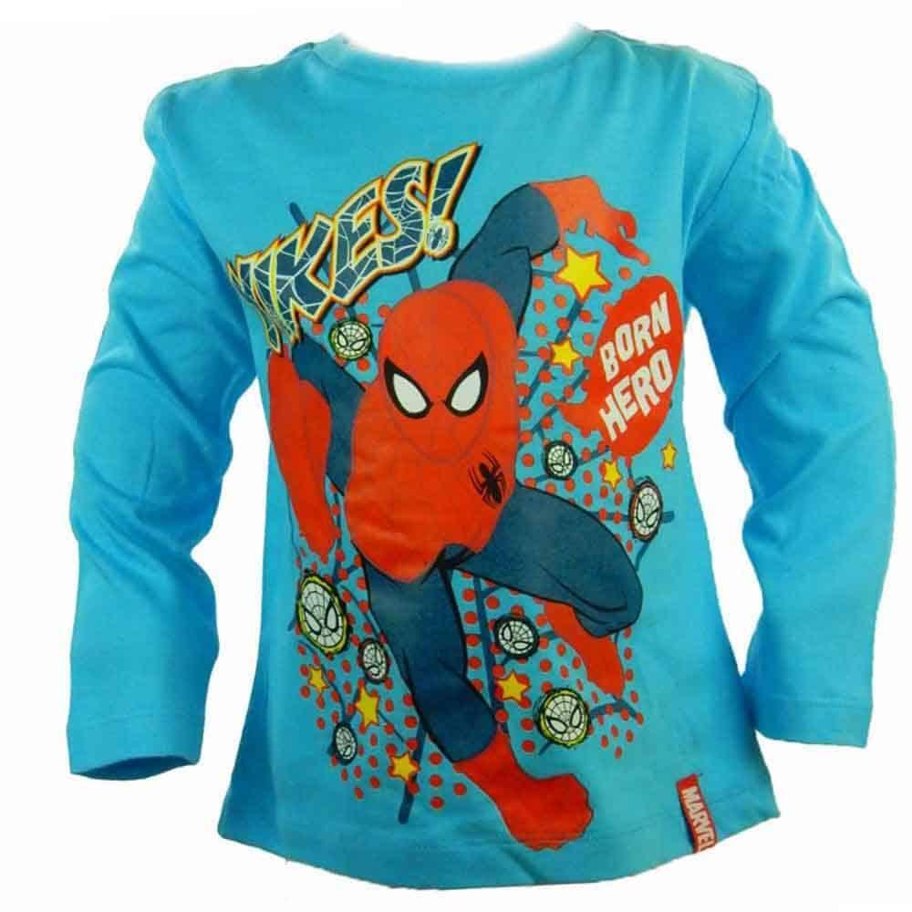 Bluze de copii. Bluza Spiderman