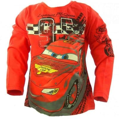 Haine disney copii. Bluza Cars