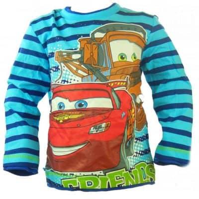 Hainute ieftine copii. Bluza Cars