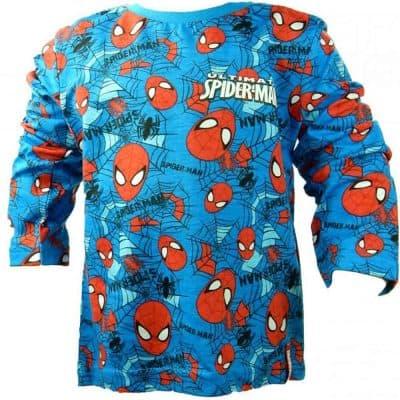 Bluze pentru baieti cu Spiderman