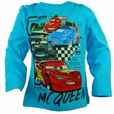Bluza Cars pentru copii