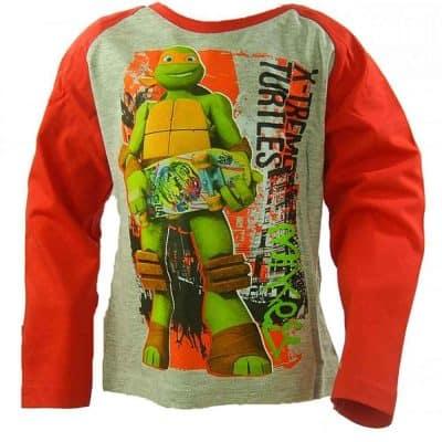 Haine pentru copii. Bluza Testoasele Ninja