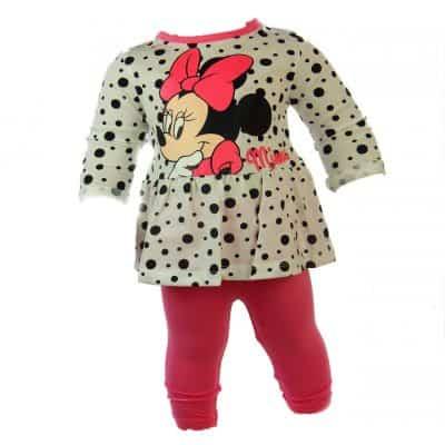 Hainute pentru bebe fete- set Minnie Mouse