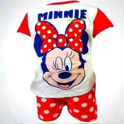 Hainute disney pentru fete. Set Minnie Mouse