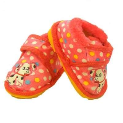 Papuci de casa pentru fetite