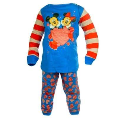 Pijamale pentru fetite Minnie Mouse