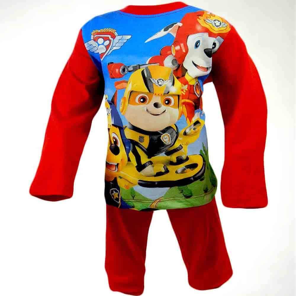 Haine de copii. Pijamale disney Paw Patrol