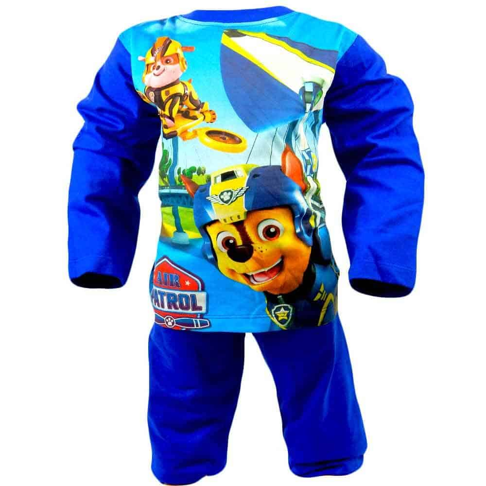 Seturi pentru copii. Pijamale Disney Paw Patrol