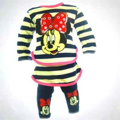 Compleu pentru fetite Minnie Mouse