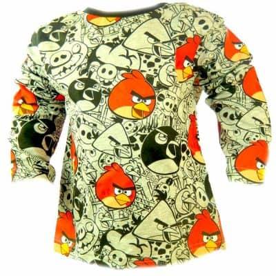 Bluza disney ieftina pentru copii. Bluza Angry Birds