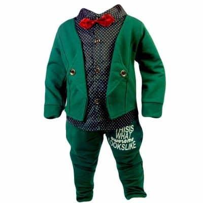 Haine pentru copii si bebelusi. Costum elegant