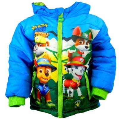 Geci de iarna pentru copii. Geaca Paw Patrol