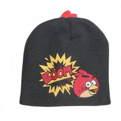 Haine groase copii. Caciula baieti Angry Birds