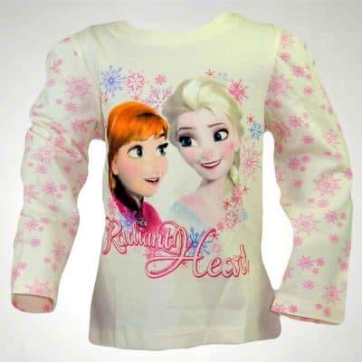 Haine de fete. Bluza fetite Frozen