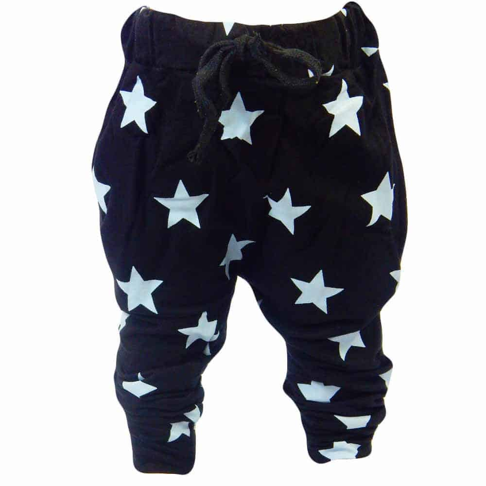 Haine online pentru copii. Pantaloni baieti Stelute