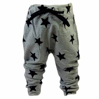 Haine de copii. Pantaloni baieti Stelute