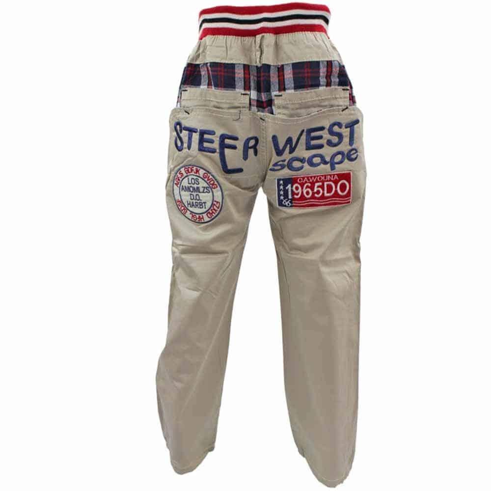 Reduceri haine copii. Pantaloni ieftini baieti