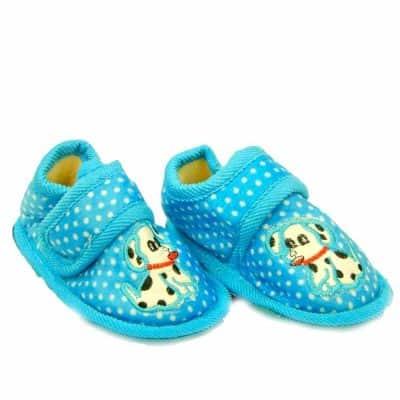 Papuci de casa pentru copii Dalmatieni