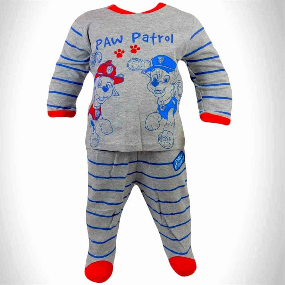Haine pentru bebelusi. Trening bebe Paw Patrol