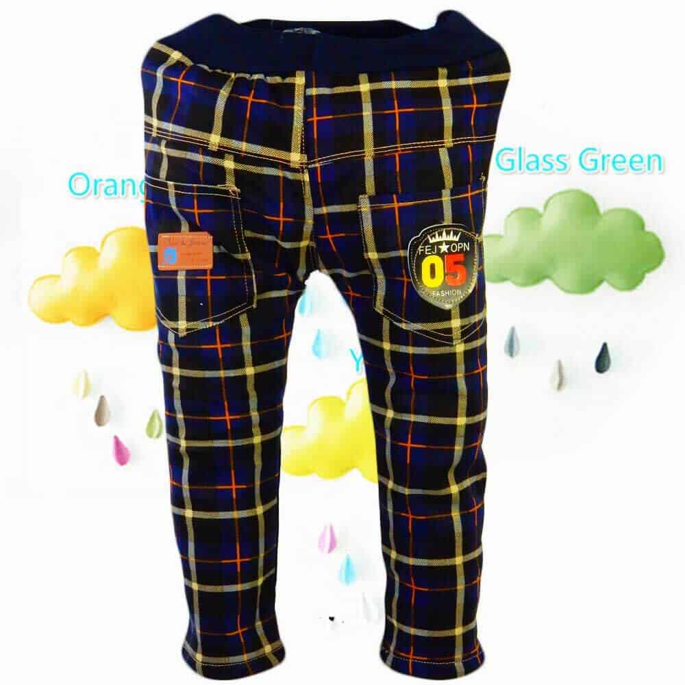 Pantaloni grosi pentru baieti. Pantaloni matlasati copii