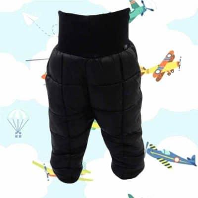 Pantaloni grosi pentru bebelusi