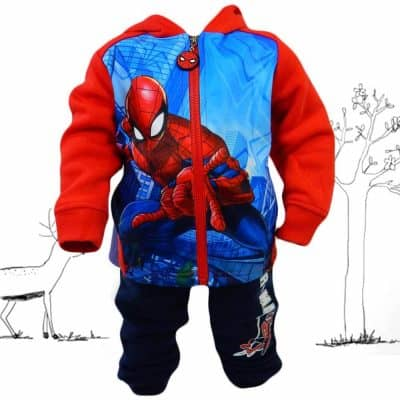 Trening gros pentru copii Spiderman