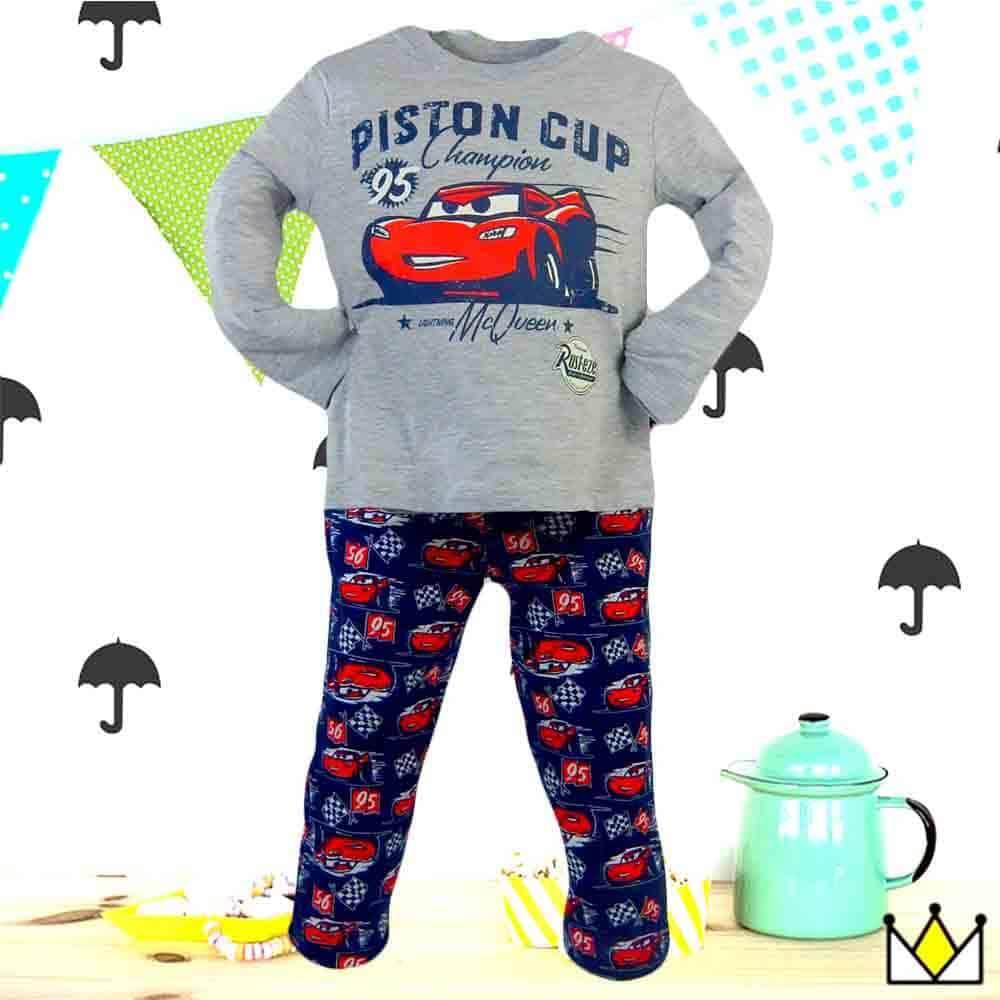 Haine pentru baieti online. Pijamale Cars