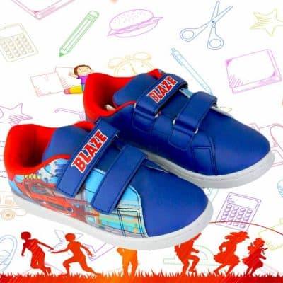 Adidasi cu Blaze. Incaltaminte pentru copii