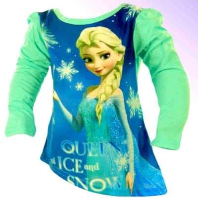 Alege bluza Elsa Frozen ptr micuta ta