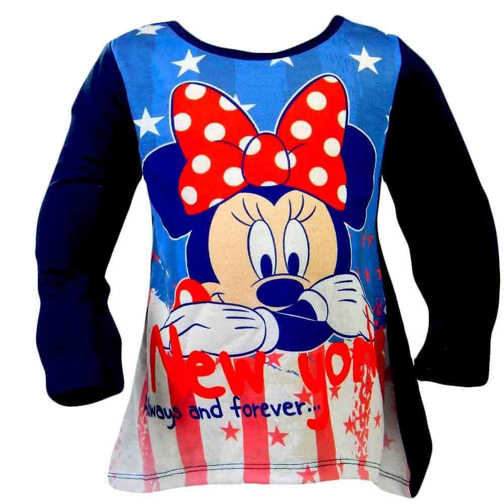 Haine de copii fete. Bluza Minnie Mouse
