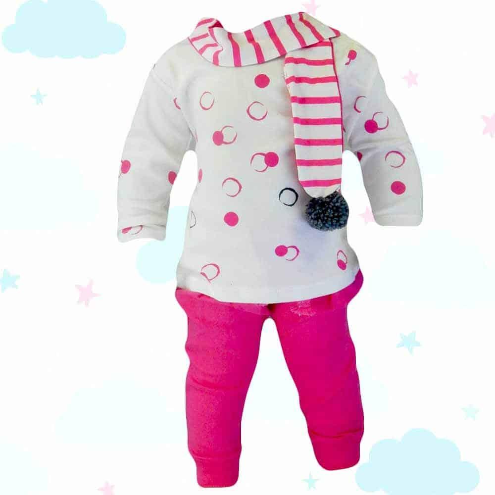 Alege haine bebelusi fetite. Set bebe Roz