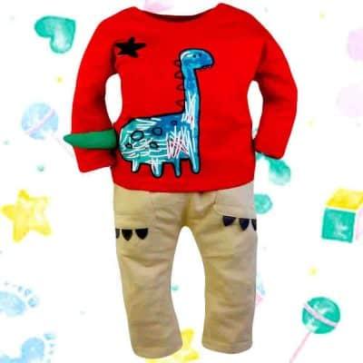 Treninguri pentru copii cu dinozauri