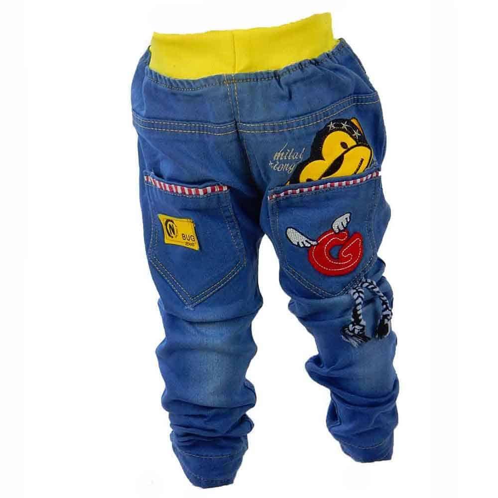 Blugi pentru copii-colecia haine pentru copii
