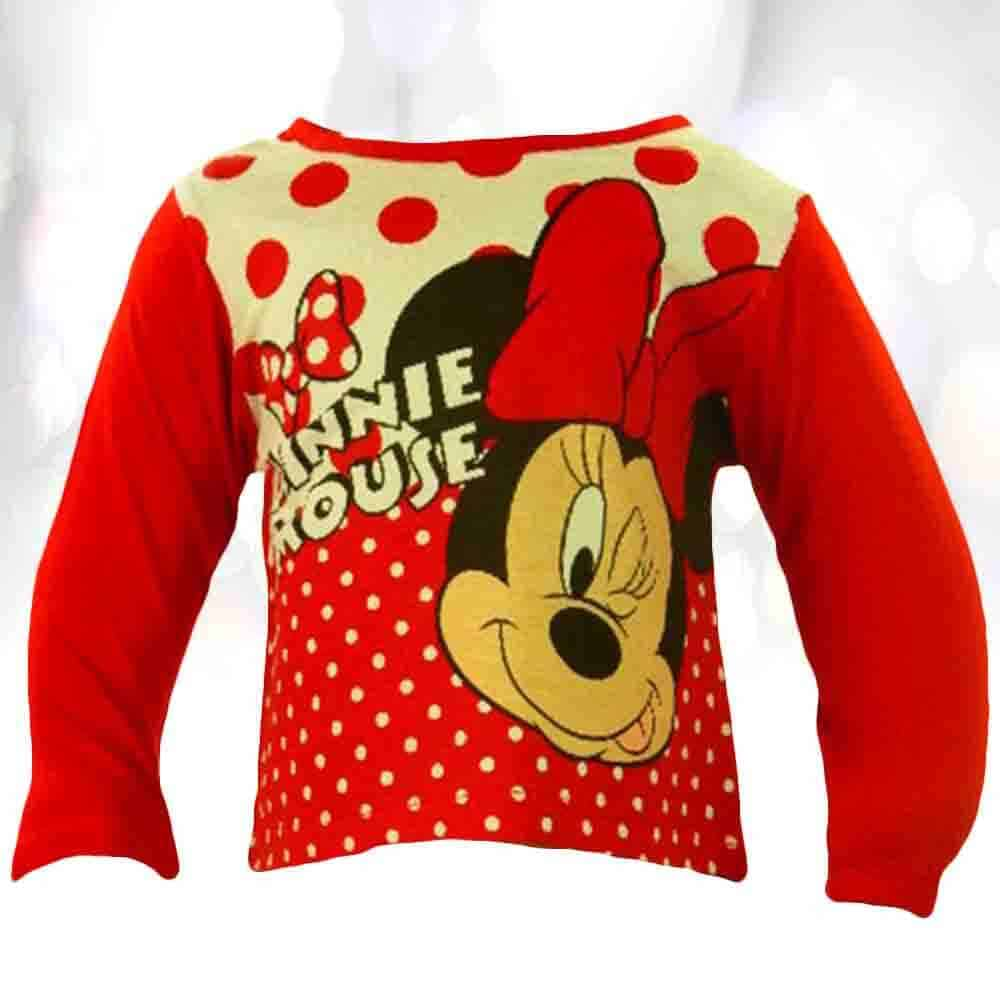 Bluze bebelusi fete-bluza Minnie Mouse