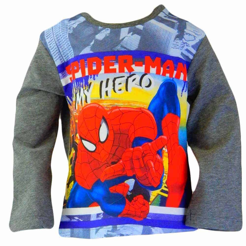 Haine de copii. Bluza Spiderman