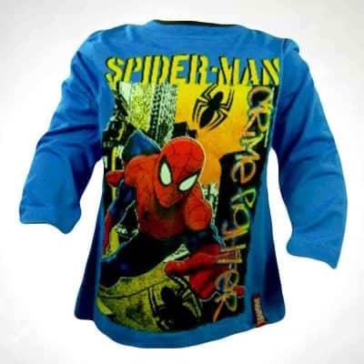 Bluza Spiderman pentru copii